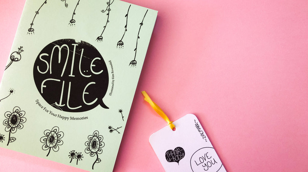Smile File Zine: Rated a Favorite by Botanic Gal
