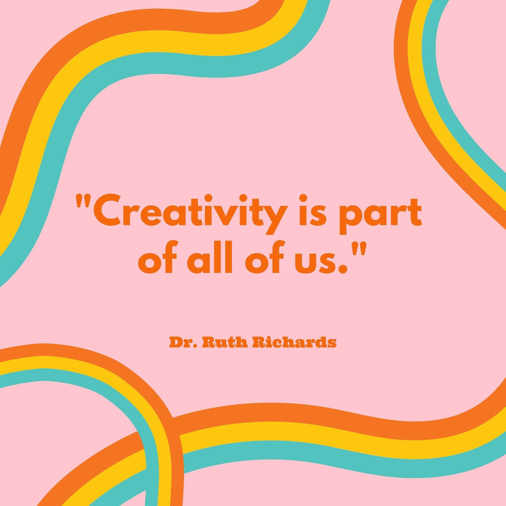 The Creativity Inside All of Us