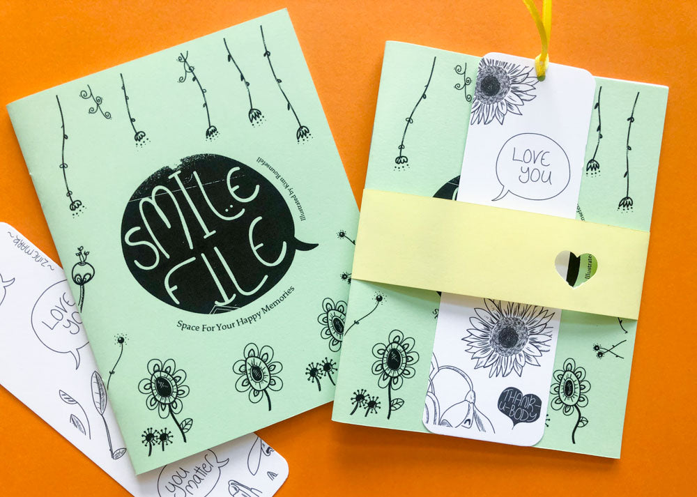 Pay it Forward Monthly Zine Giveaway