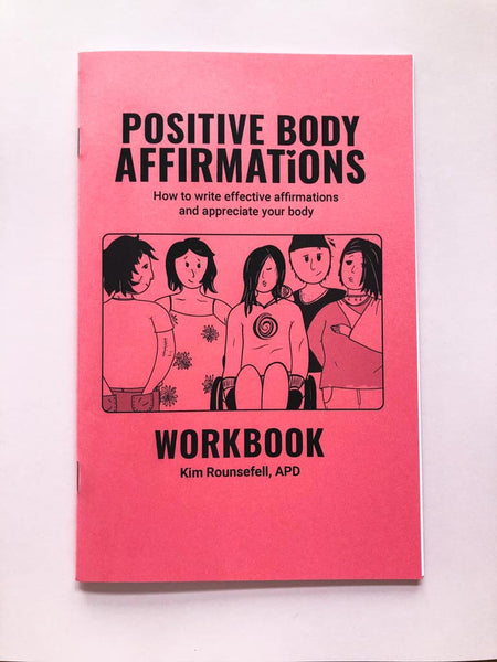 ic: Positive Body Affirmations Workbook by thankubody.
