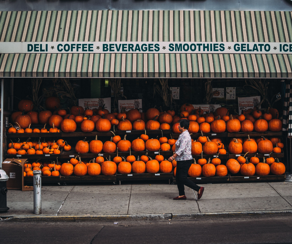 Why Pumpkins are Body Positive
