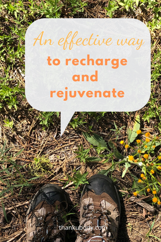 An effective way to recharge and rejuvenate. #mindfulness #selfcare #healing #wildflowers #rest