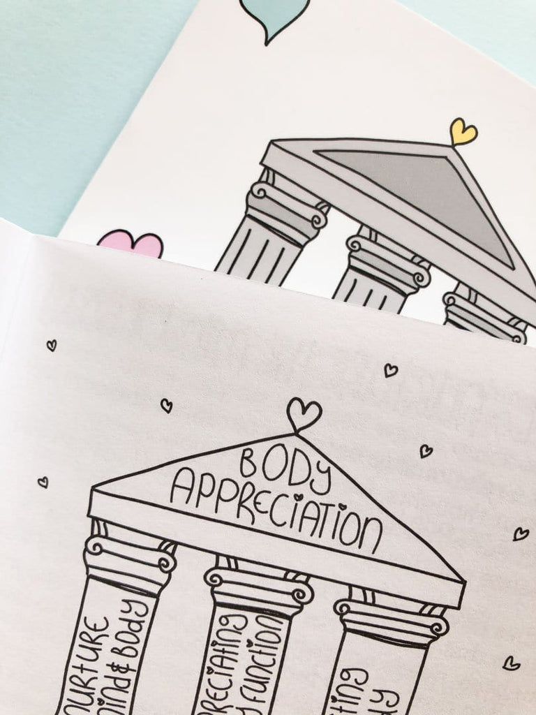 Love Me 3 Steps to Appreciate Your Body Image - thankubody Zines