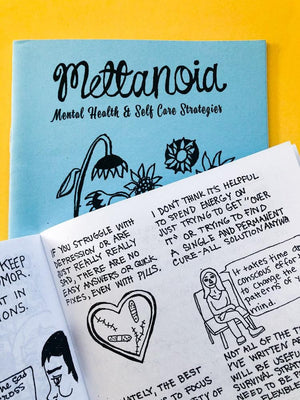 Mettanoia Mental Health and Self Care Strategies