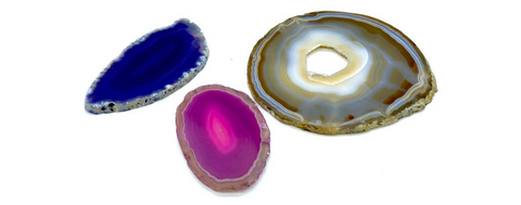 Tranches d'Agate