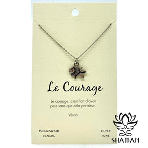 Le Courage Collier