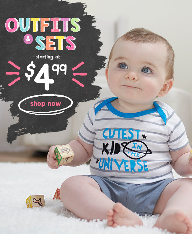 3a4eea6a5 Baby Clothing, Onesies Brand and Just Born | Gerber Childrenswear