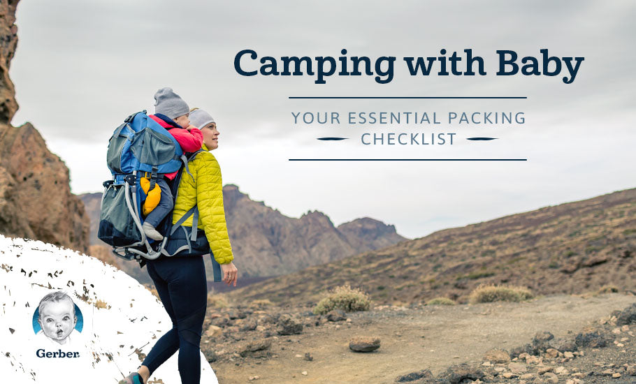 Camping with Baby Your Essential Packing Checklist