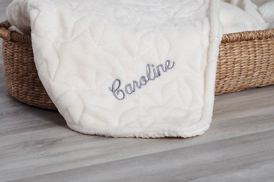 Embroidery Blanket