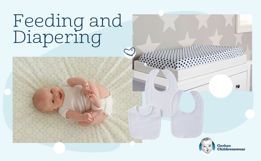 Feeding and Diapering Supplies
