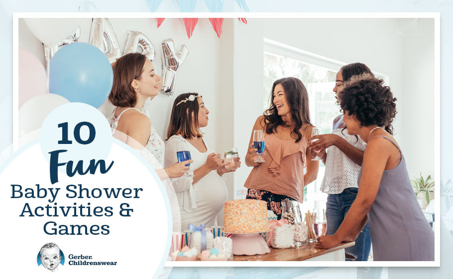 10 Fun Baby Shower Activities and Games