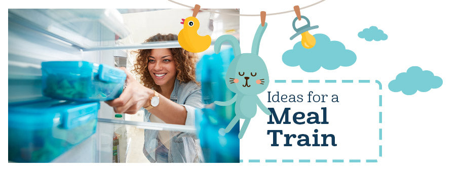 Ideas for a Meal Train