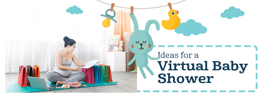 Ideas for a Virtual Baby Shower