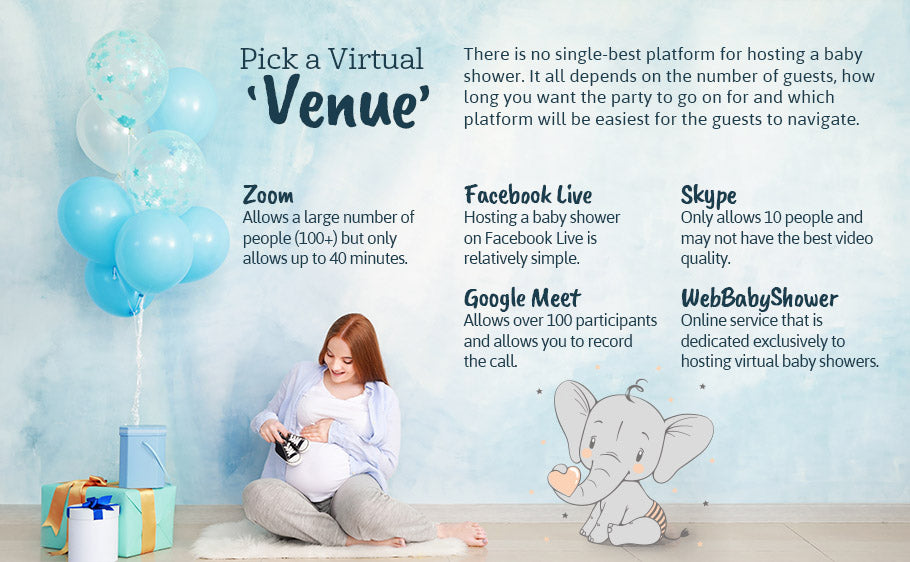 Pick a Virtual 'Venue'