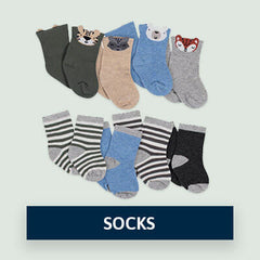 Socks & Shoes For Baby