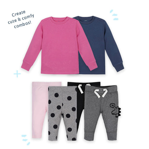 Bottoms and Tops for Toddler