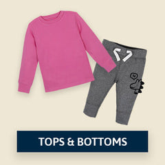 Tops & bottoms For Baby