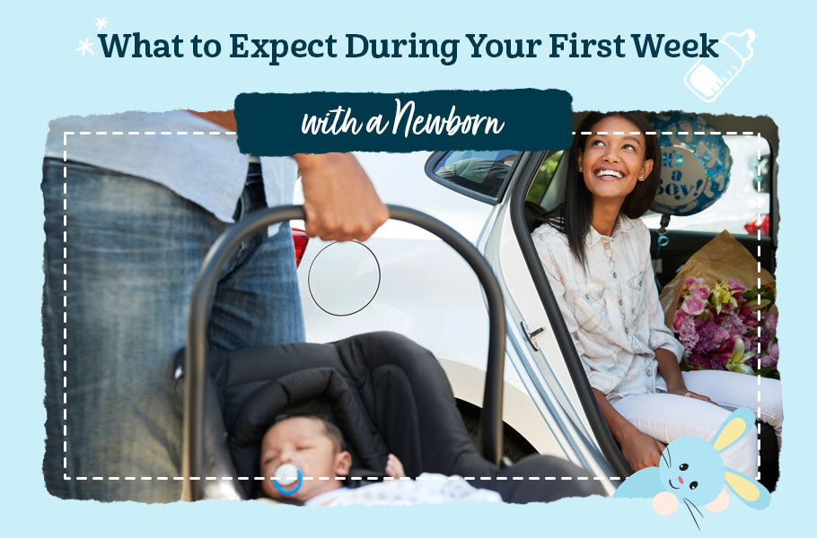 What to Expect During Your First Week Newborn
