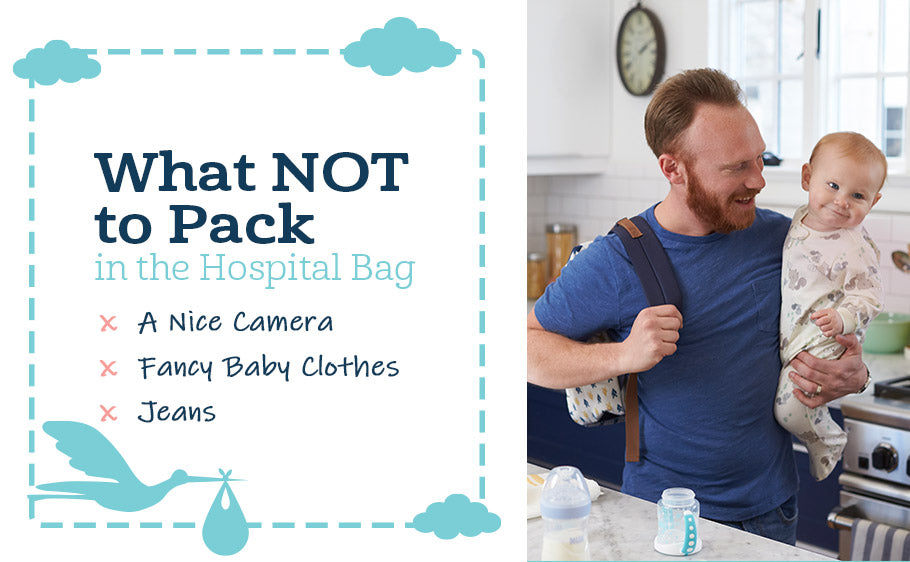 What NOT to Pack in a Hospital Bag
