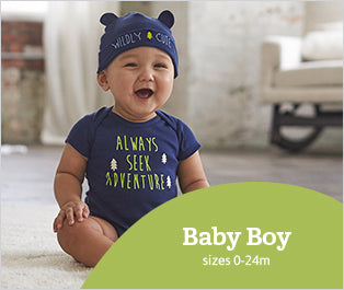 ac8f95eea9a58 Baby Clothing, Onesies Brand and Just Born | Gerber Childrenswear