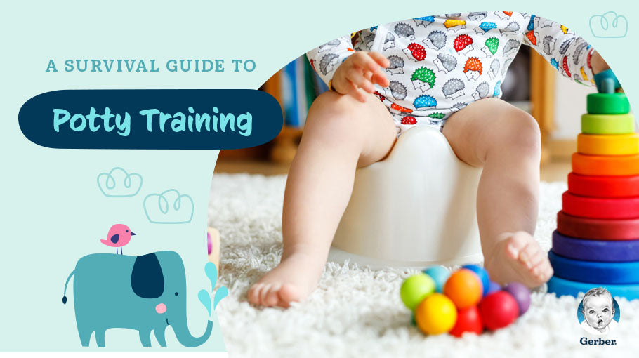 survival guide to potty training