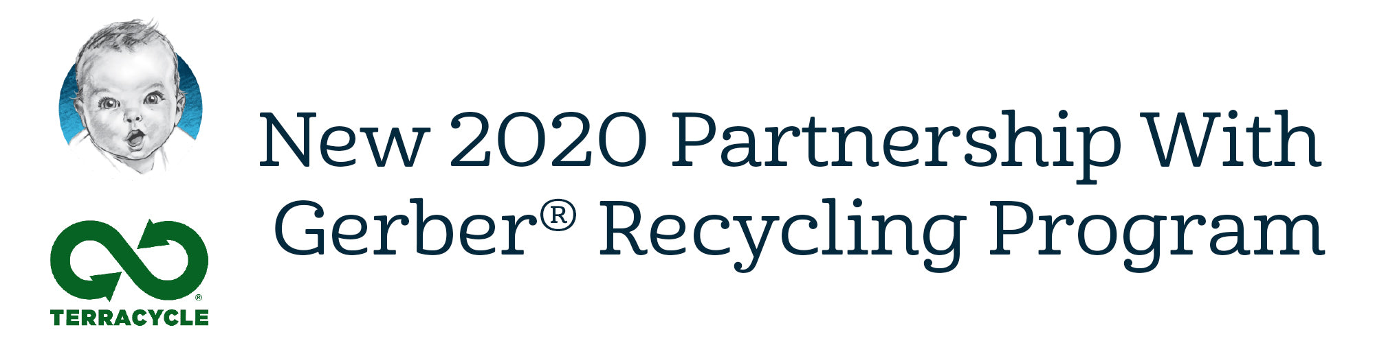 Gerber Childrenswear and Terracycle Sustainability and Recycling Program