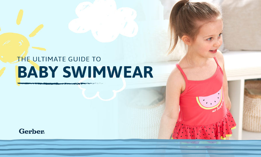 the ultimate baby swimwear guide