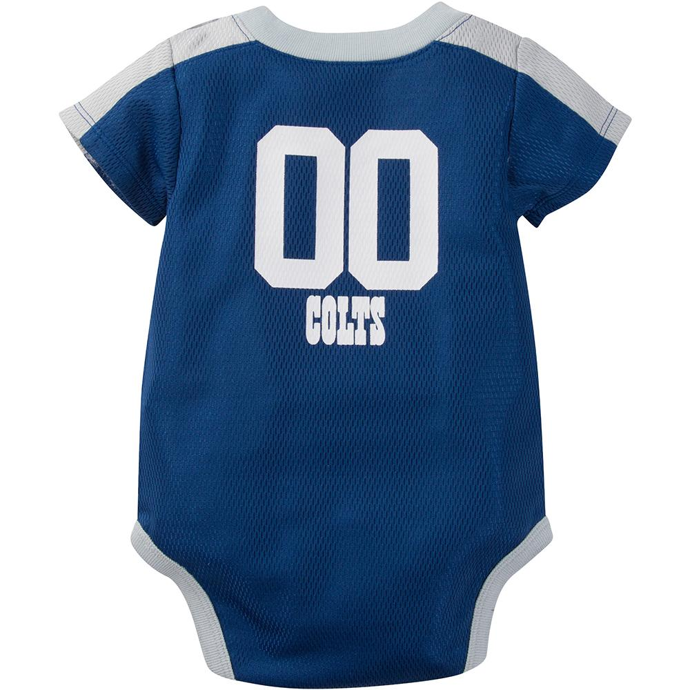 Colts Baby Boy Jersey Bodysuit-Gerber Childrenswear