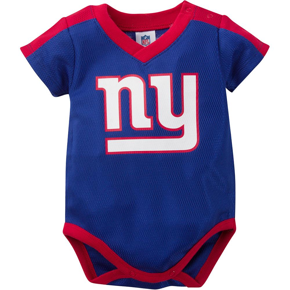 Giants Baby Boy Jersey Bodysuit Gerber Childrenswear
