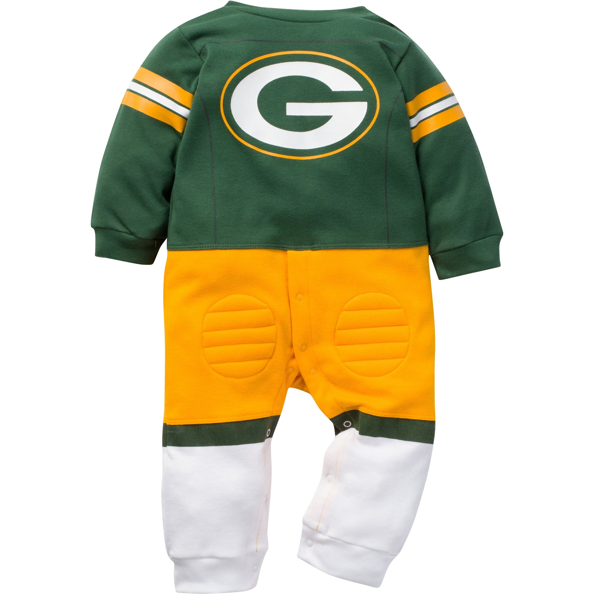 online store 56f30 7a873 Green Bay Packers Baby Clothes & Apparel - Girls & Boys ...