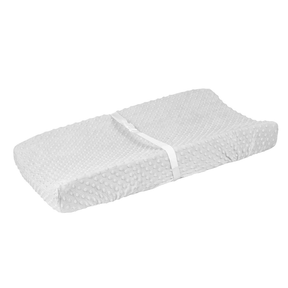 1-Pack Neutral Grey Changing Pad Cover