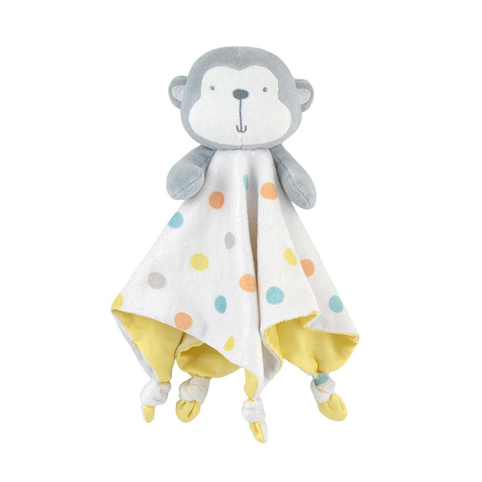faa9894acf757 1-Pack Neutral Monkey Security Blanket – Gerber Childrenswear