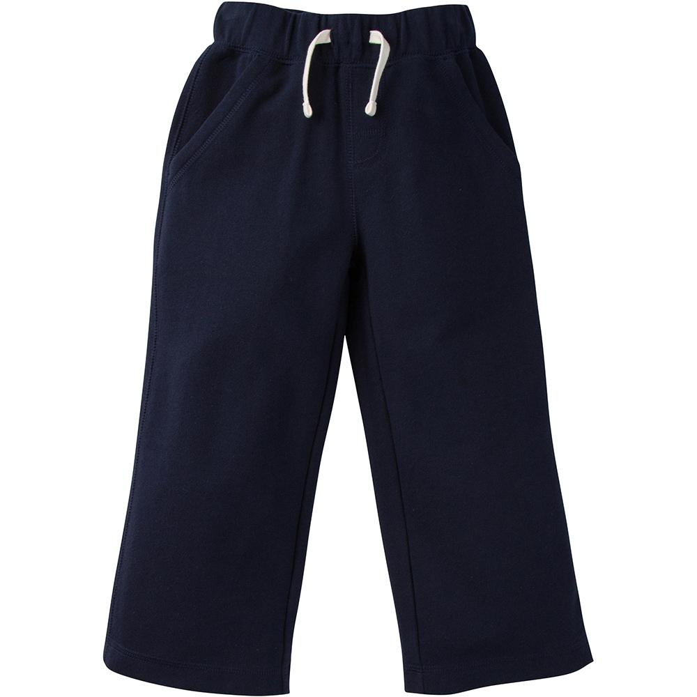 2-Pack Boys Navy & Grey Pants