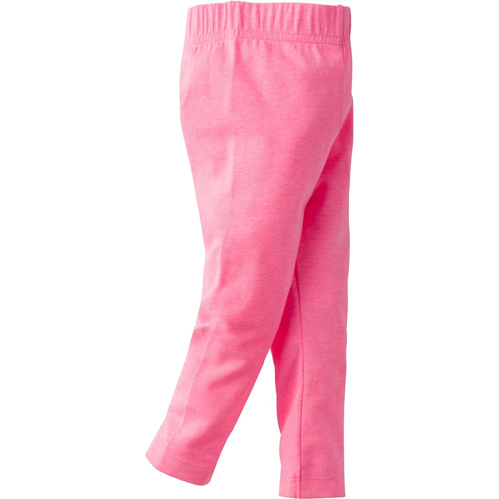 1-Pack Girls Pink Leggings