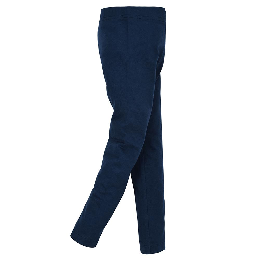 1-Pack Girls Navy Leggings