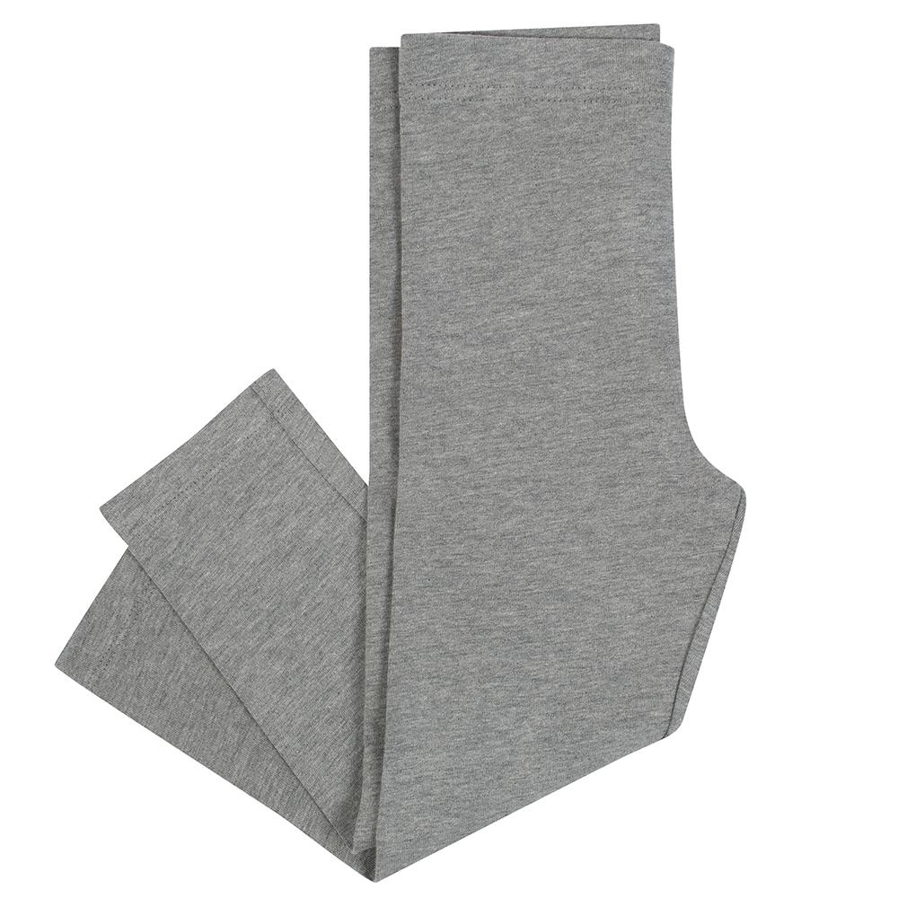1-Pack Girls Grey Leggings