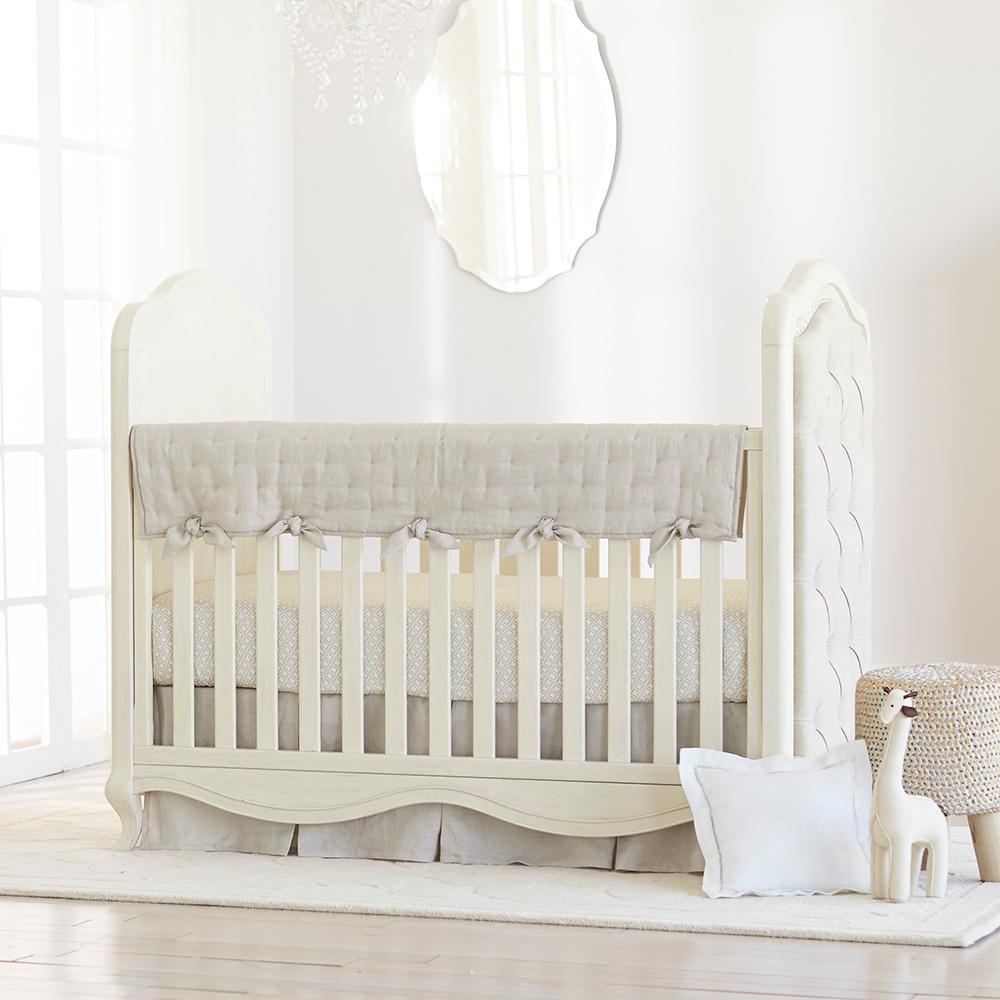Just Born® Keepsake Antique Innocence Rail Cover