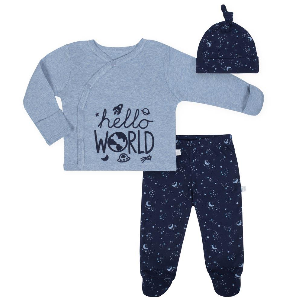 Baby Boy Space Outfit