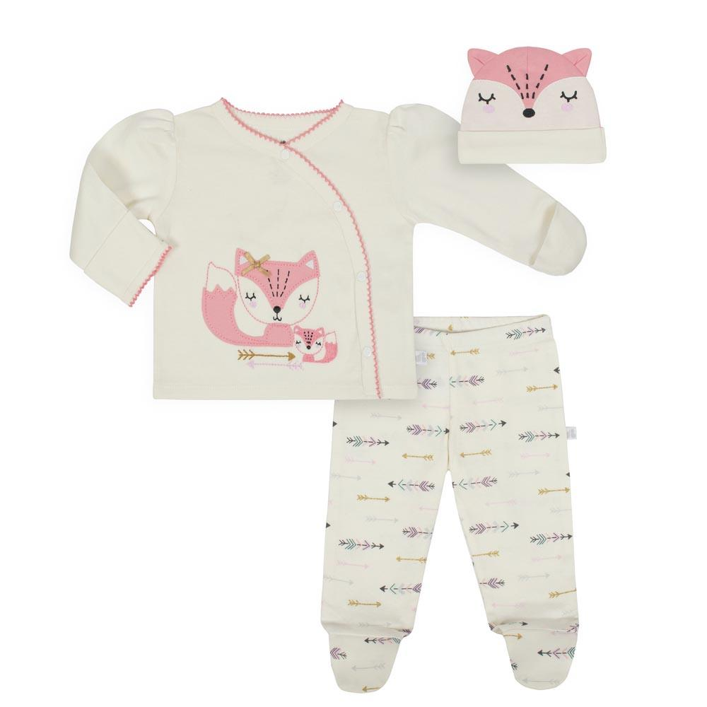 Baby Take Me Home Fox Outfit