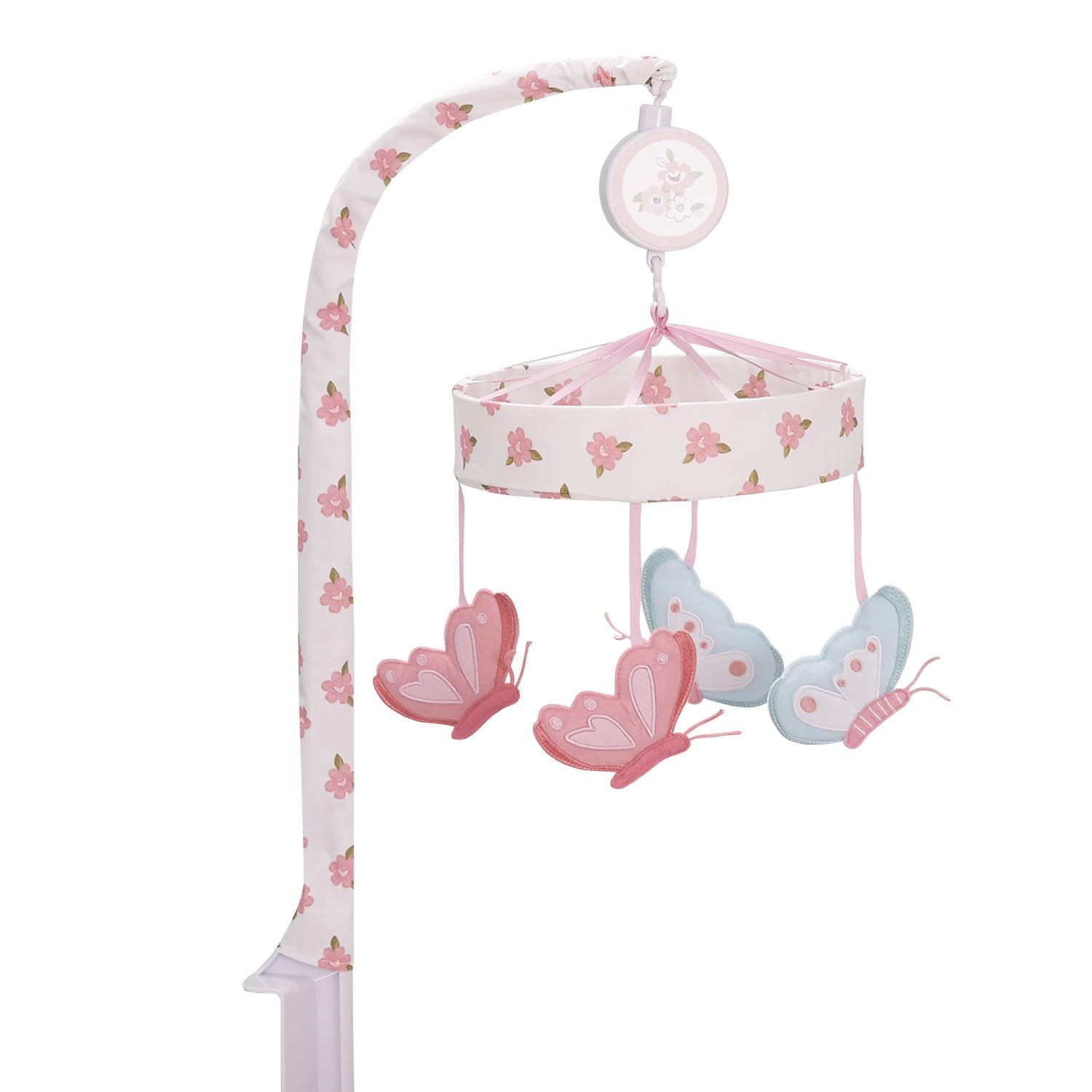 Just Born One World Collection Musical Mobile - Blossom-Gerber Childrenswear