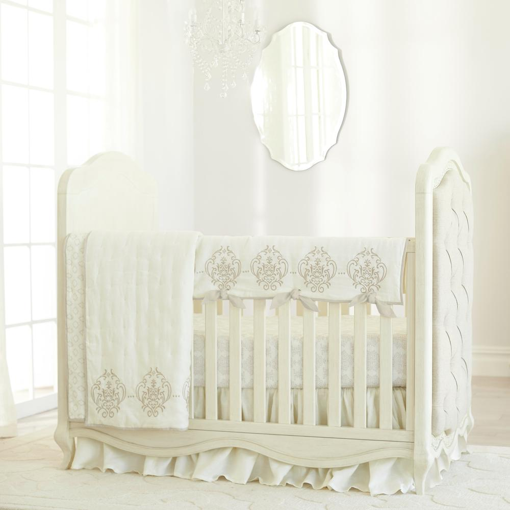 Just Born® Keepsake Manor Court Rail Cover