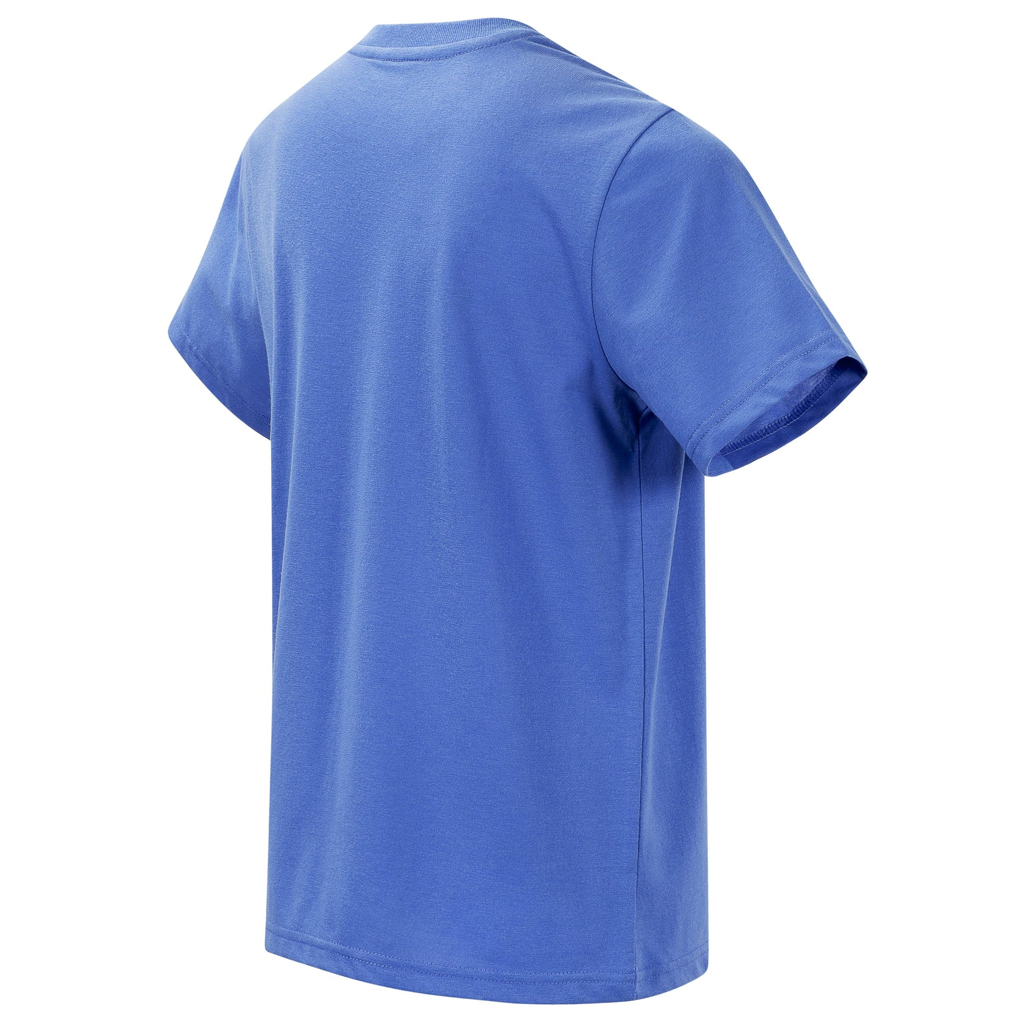 Boys' Lapis Blue Short Sleeve Graphic Tee