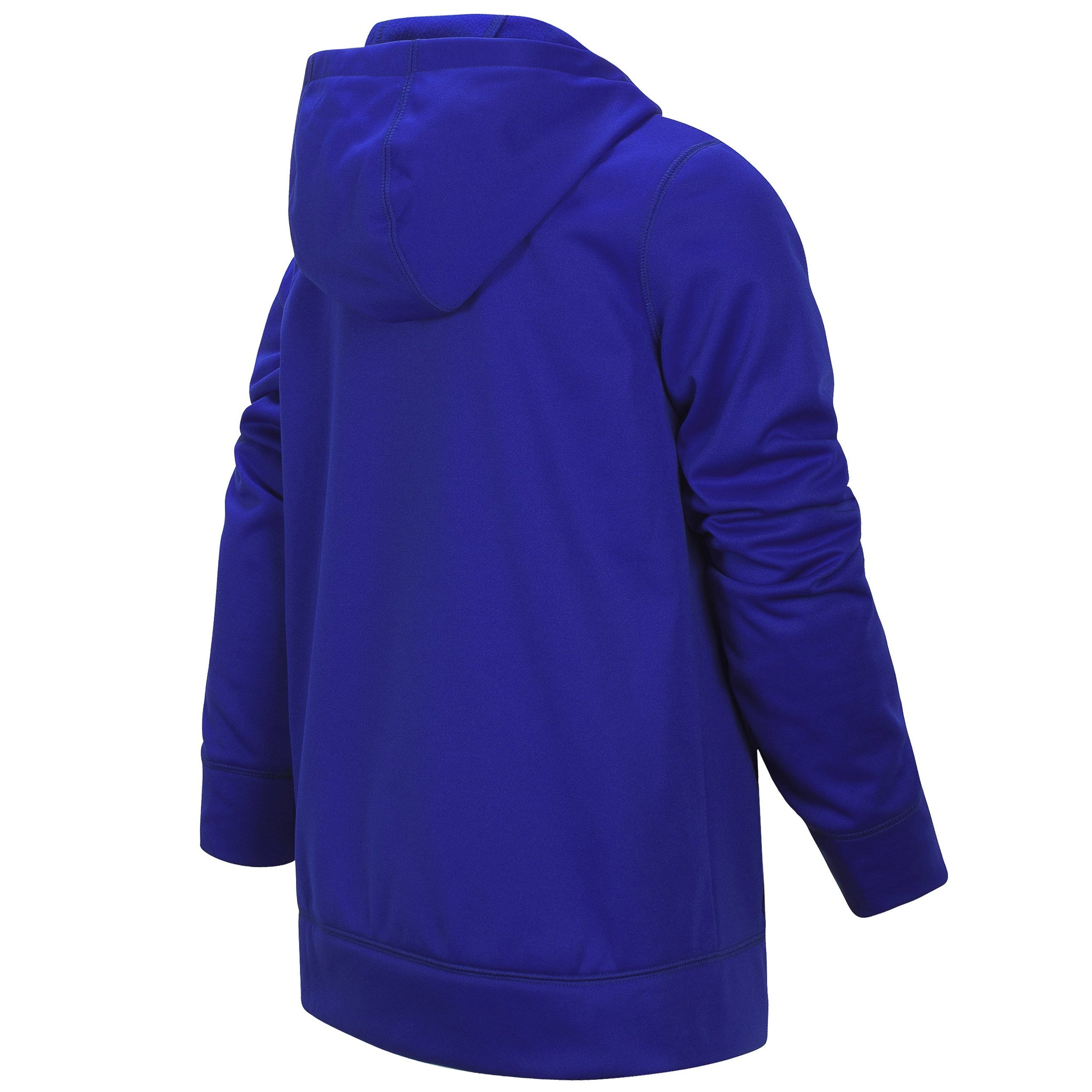 Girls' Graphic UV Blue Graphic Hoodie