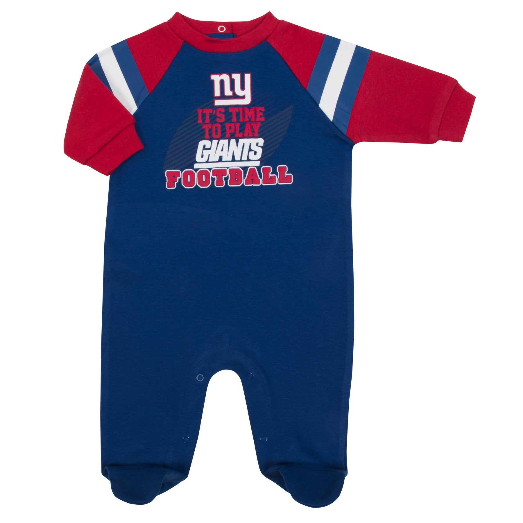New York Giants Baby Boy Sleep N' Play-Gerber Childrenswear