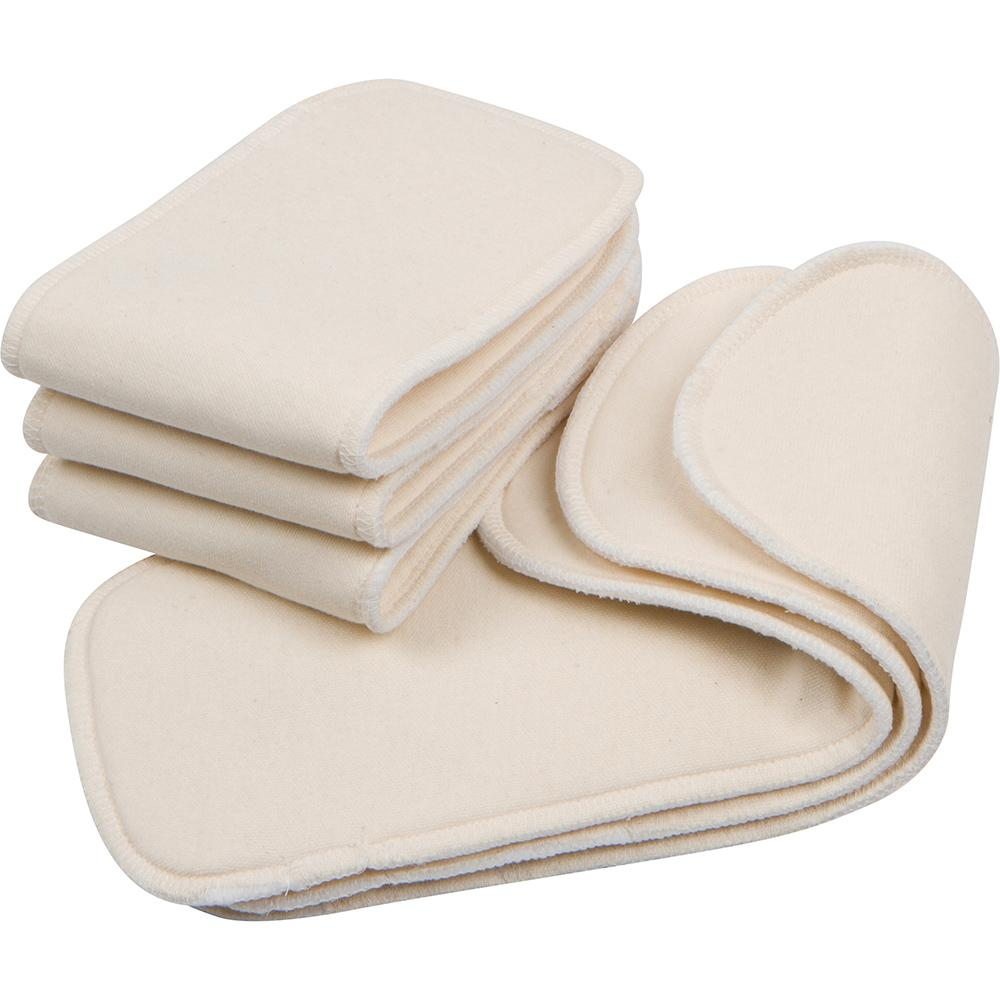 6-Pack All-in-One Large Absorbent Inserts