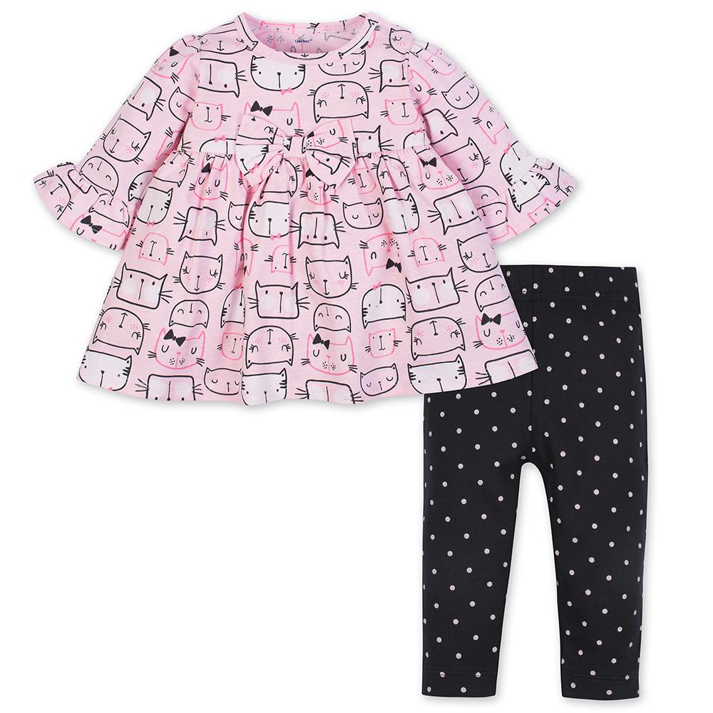 c9d978e0e Toddler Girl Clothing | Gerber Childrenswear