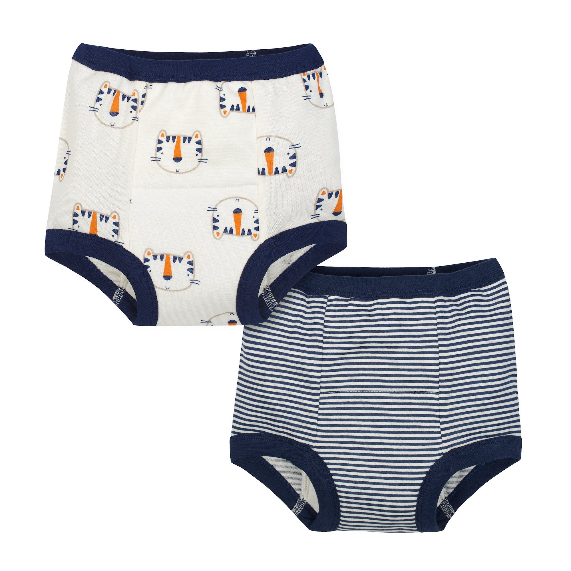 Gerber® 2-Pack Boys Tiger Training Pants-Gerber Childrenswear