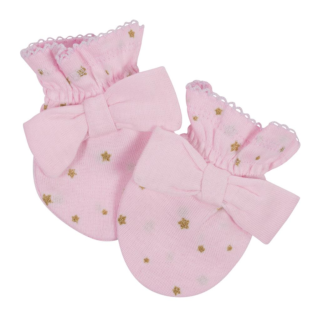 Gerber® 2-Pack Girls Princess Mittens