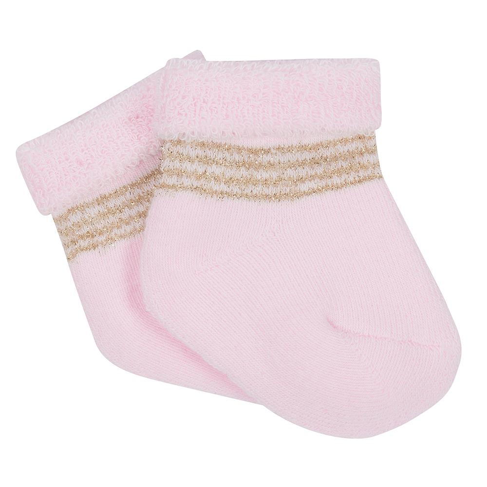 6-Pack Girls Princess Wiggle-Proof Socks