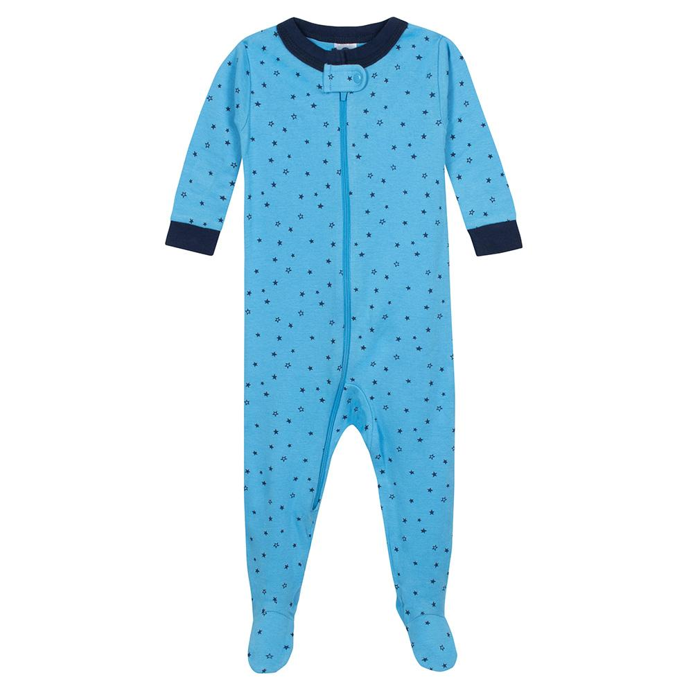 1681e8068d7f 2-Pack Baby Boys Space Snug Fit Footed Pajamas – Gerber Childrenswear